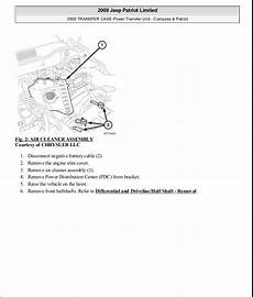 car repair manuals download 2010 jeep patriot regenerative braking removing transmission from a 2007 jeep compass repair guides manual transaxle transaxle