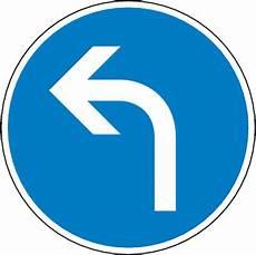 Verkehrsschilder Quot Fahrtrichtung Links Quot 209 20 Abbiege