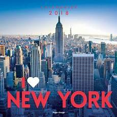 nouvel an new york 2018 calendrier mural new york 2018 broch 233 collectif