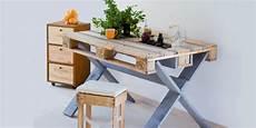 diy table palette en bois