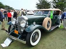 1930 Cadillac 452 V16 Fleetwood Sport Phaeton