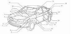 ford colour code lookup how to find car paint codes by