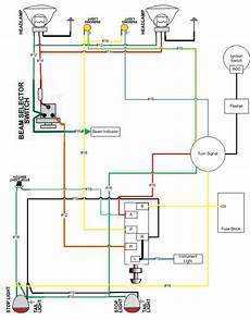 ford f100 light switch wiring diagram turn signal wiring 54 f100 ford truck enthusiasts forums