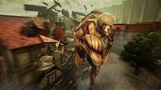 attack on titan game will extend beyond anime s first