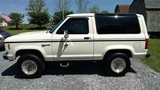 small engine maintenance and repair 1988 ford bronco ii free book repair manuals classic 1988 ford bronco ii xl 2 9 v6 5 speed many new parts no rust bondo or repair for