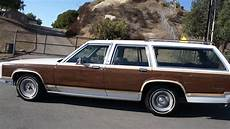 1990 Ford Ltd Country Squire Station Wagon Mp4