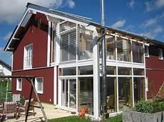 Haus Mit Glasfassade - bio solar haus mit dipl ing klaus becher