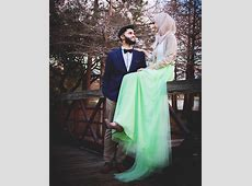 Love the dress mwaah (With images)   Cute muslim couples