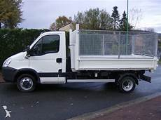 utilitaire benne occasion utilitaire benne iveco liroll daily 35c15 4x2 occasion