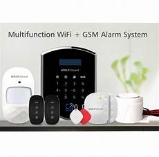 Wolf Guard 007at Wireless Home Outdoor by Wolf Guard Diy Wireless Gsm 2 4ghz Wifi Home Alarm