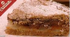 crostata morbida benedetta parodi crostata di pere con farina di castagne la ricetta di benedetta parodi