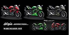250 Sl Modif by Kawasaki 250sl 2017 Warungasep