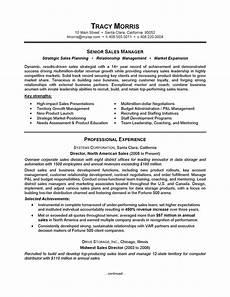 sales resume free excel templates