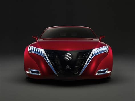 Suzuki Kizashi Concept Car Hd