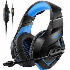 Onikuma Single Stereo Gaming Headset by Top 12 Best Onikuma Gaming Headsets For Gamers In 2020