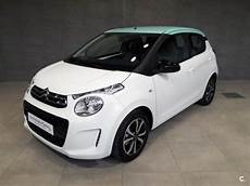 citroen c1 city citroen c1 vti 53kw 72cv city edition gasolina blanco