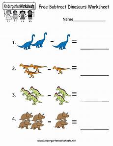 dinosaur subtraction worksheets 15366 dinosaurs subtraction worksheet for kindergarteners this would be for dinosaur
