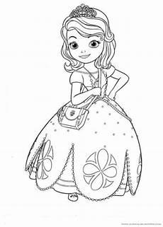 Ausmalbilder Prinzessin Sofia Die Erste Ausmalbild Prinzessin Sofia Die Erste