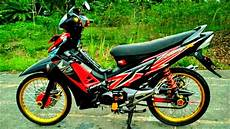 Honda Modifikasi by Modifikasi Honda Supra X 125 Standar