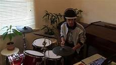 Acoustic To Electric Drum Kit Conversion Demo And
