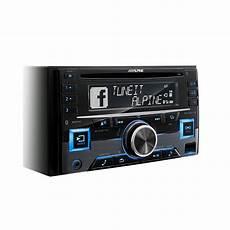 alpine cde w296bt din bluetooth car stereo