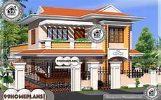 kerala house design collections 2018 new kerala homes 70 modern double story house designs