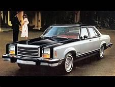 1975 1982 Ford Granada  The Upscale Budget Car YouTube
