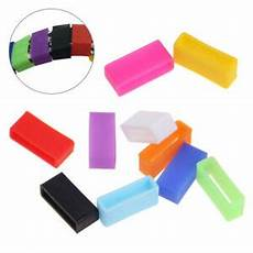 Kaload 10pcs Security Band Clasp by 10pcs Anti Lost Security Loop Fastener Keeper Band Clasp