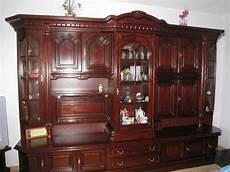wohnzimmerschrank gebraucht wohnzimmerschrank mahagoni neu und gebraucht kaufen bei