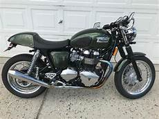 Triumph Thruxton 900 Motorcycles For Sale In Utah