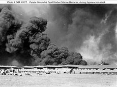 following the japanese attack on pearl harbor