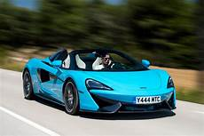 New Mclaren 570s Spider 2017 Review Auto Express