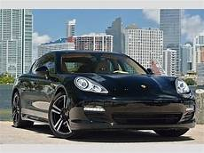 buy used 2011 porsche panamera 6 cylinder automatic 4 door