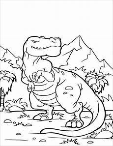malvorlagen dinosaurier t rex mod tiffanylovesbooks