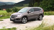 Honda Cr V Gebraucht - honda cr v 1 6 i dtec 2013 car review