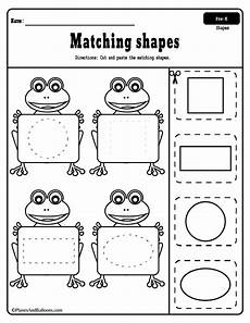 cut and paste motor skills worksheets 20651 cut and paste shapes worksheets for toddlers and preschoolers centers shapes worksheets