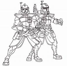 Wars Lego Malvorlagen Lego Coloring Pages Wars Commander Clone Trooper