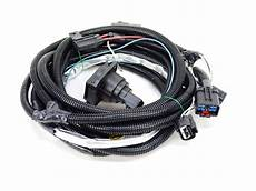 82209769ab mopar trailer tow wire harness kit with 7 way trailer connector plugs
