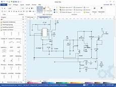 schaltplan software professionelle schaltpl 228 ne zeichnen