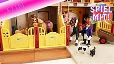 playmobil reiterhof country aufbau des pferdehof