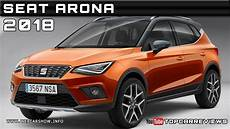 2018 seat arona review rendered price specs release date