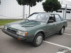 old cars and repair manuals free 1987 subaru brat seat position control 1987 subaru 1800 4wd sedan first 102 932 km very good car photo and specs