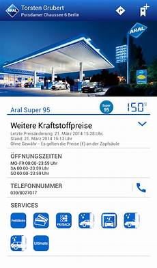 Aral Tankstellen Finder Android Apps Auf Play