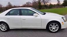 2004 cadillac cts for sale white diamond polished rims