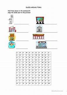 places to visit worksheets 16035 places to visit worksheets