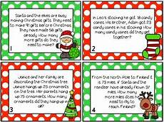 jingle all the way addition and subtraction with