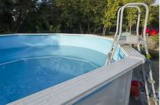 how to build a above ground pool sand filter hunker