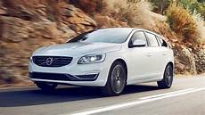 2017 Volvo V60 Edition Top Speed