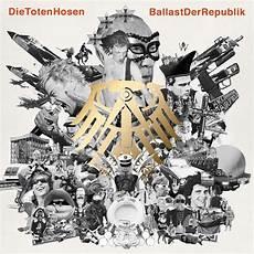 Toten Hosen Album - ballast der republik inkl jubil 228 ums album die geister