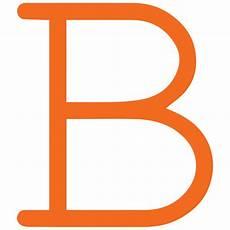 b orange orange b logos